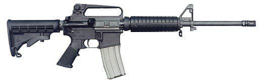 Bushmaster Xm-15 Ar-15 Carbine A3 Heavy
