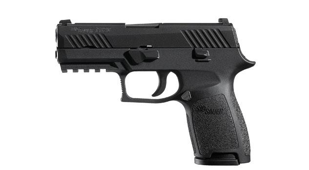 "Sig P320 Carry 9mm 3.9"" 17rd"