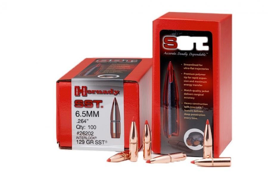 Hornady SST 6.5mm 123 gr 100