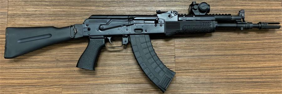Used Arsenal Slr107cr Customized by Rifle