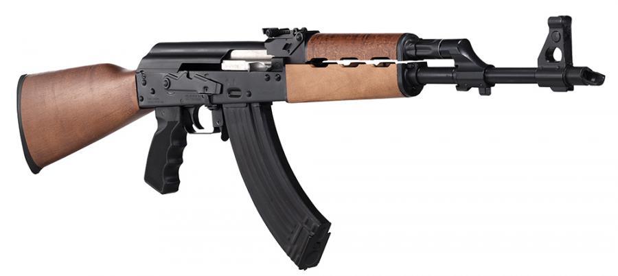 """Century N-pap 7.62x39 Ak-47 16.25"""" 30+1"""