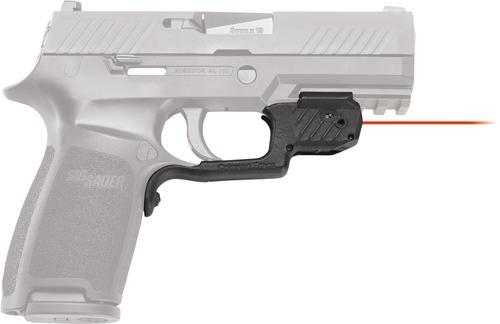 Laserguard Sig P320 Red