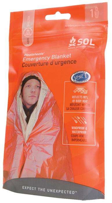 Adventure Medical Kits Emergency Blanket 1person