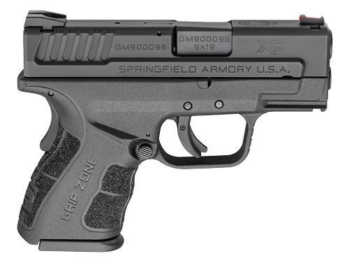 """Sprgfld Xd-mod.2 9mm 3"""" Blk 16rd"""