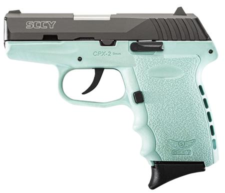 Sccy Cpx2cbsb 9MM 3.1 CRB NMS