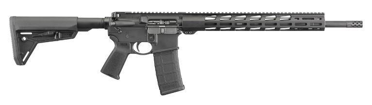 Ruger Ar-556 MPR 5.56mm Blk 18
