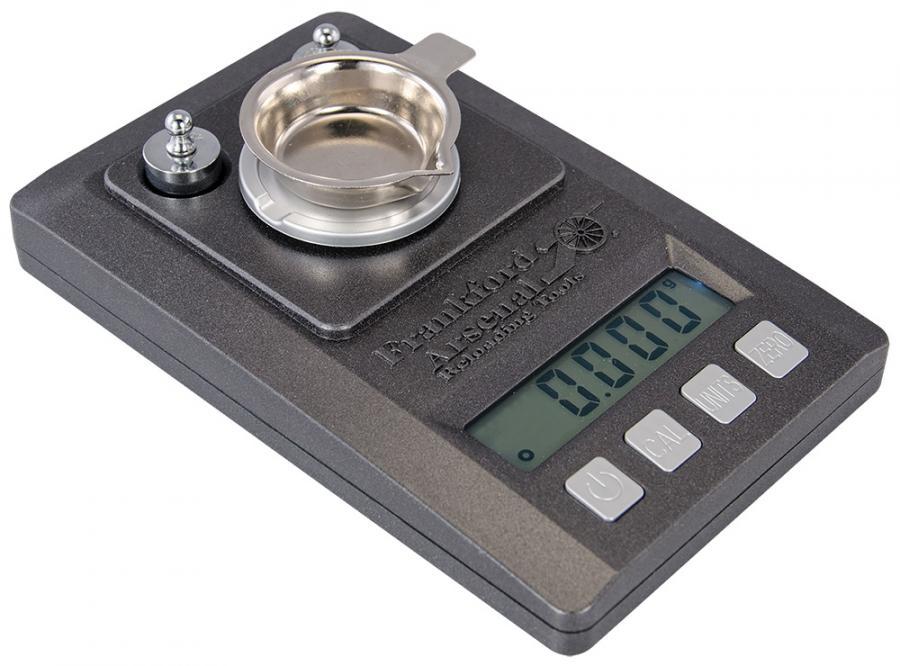 Cal Platinum Prec Scale W/case