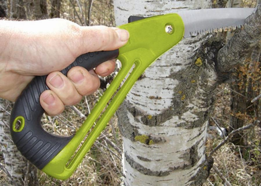 HME Hmefs2 Folding Saw With Hand