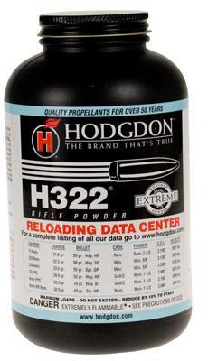 Hodgdon H322 Rifle 1 lb 1
