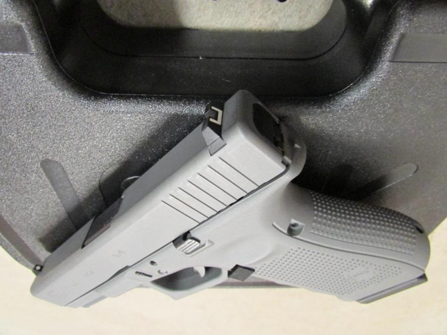 Glock G19 Gen 4 Grey Lipseys