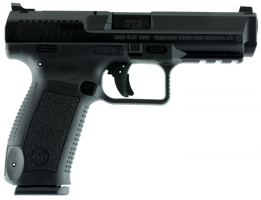 "Canik Tp9sf 9mm 4.4"" 18rd"
