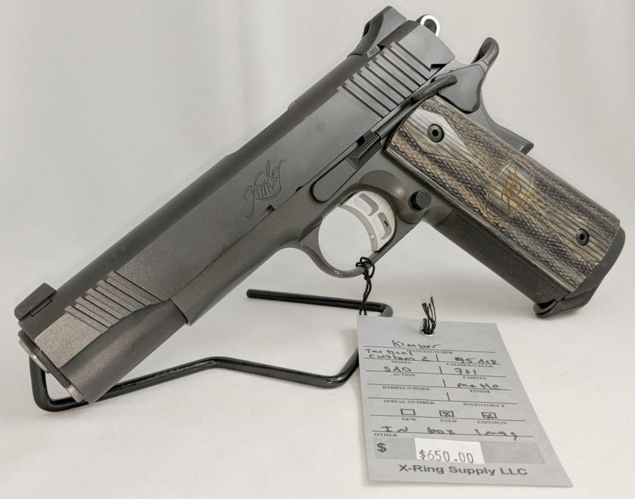 Kimber Tactical Custom II (a-5438)