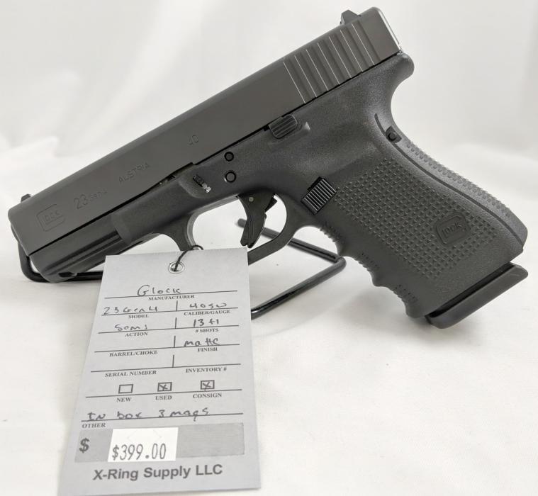 Glock 23 GEN 4 (a-3938)