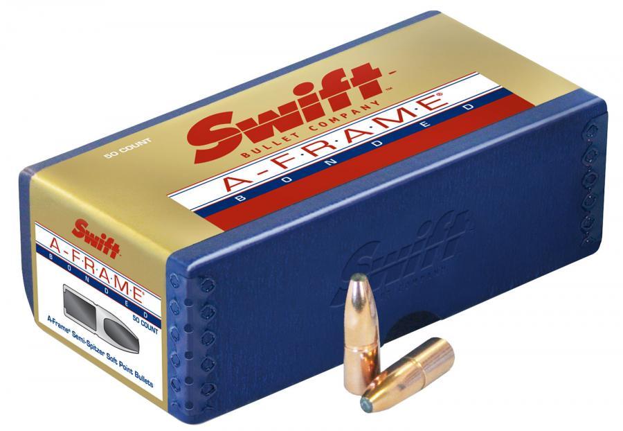 Swift 351805 A-frame Heavy Revolver 357