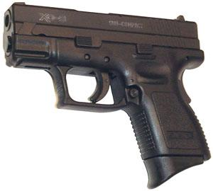 Pearce Grip Springfield XD 9mm/40 S&w/357