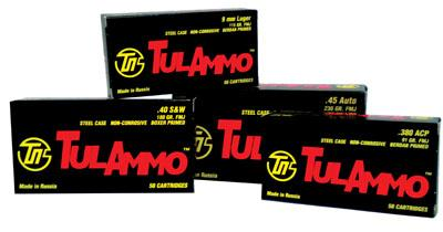 Tulammo 45acp Full Metal Jacket 230