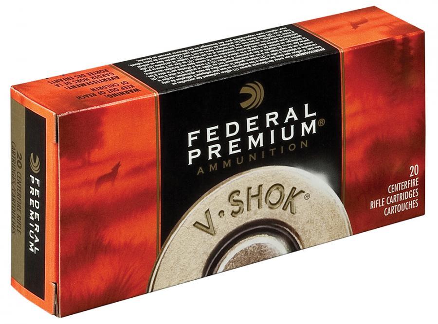 Federal 7MM Winchester Short Magnum 160