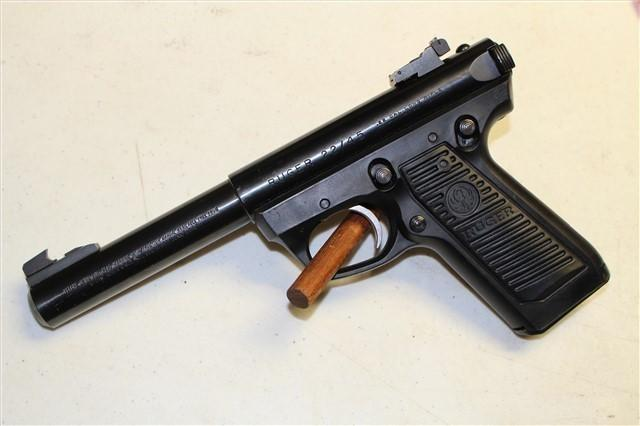 Used Ruger P512 Mark II 22/45