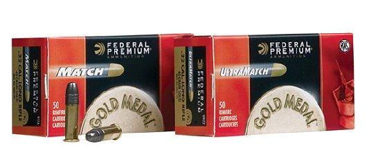 Federal Premium 22 Long Rifle Solid