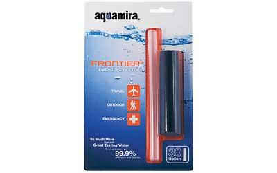Aquamira Frontier Emergency Filter