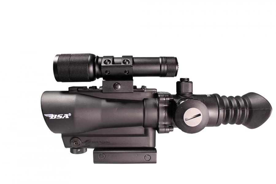"""BSA Tactical 1x 30mm Obj 2"""""""