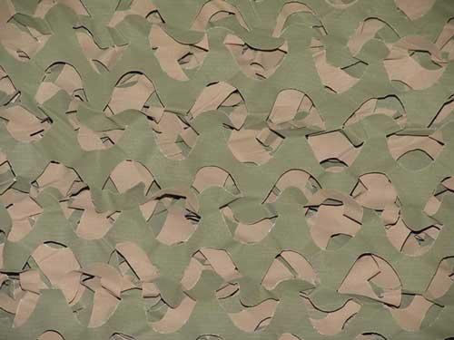 Cu Camo Netting Basic Series