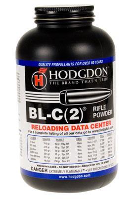 Hodgdon Blc2 Rifle 1 lb 1