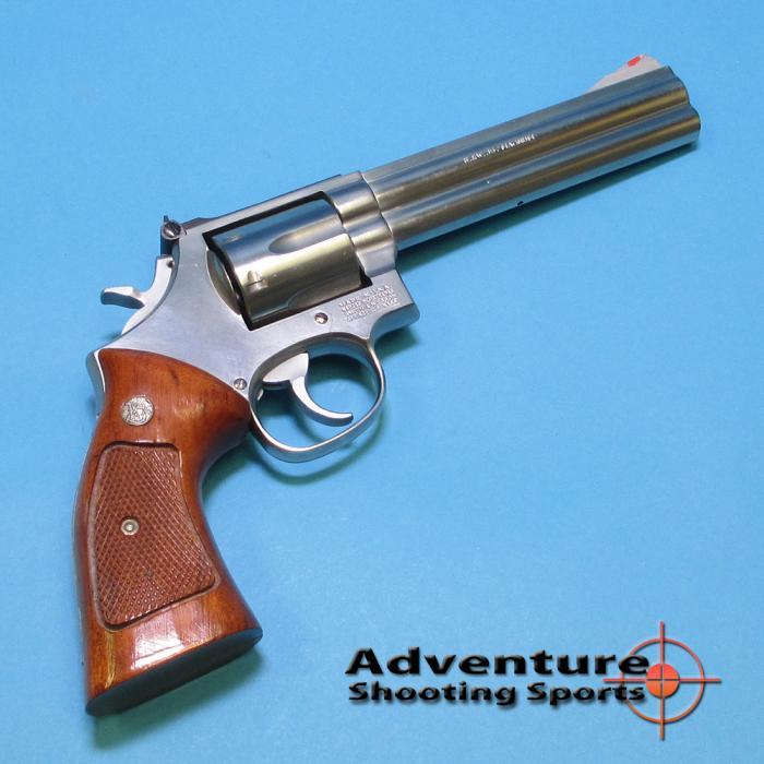 "Smith & Wesson 686 6"" Revolver"