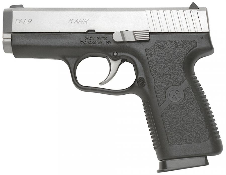 """Kahr Arms CW9 Polymer 9mm 3.5"""""""