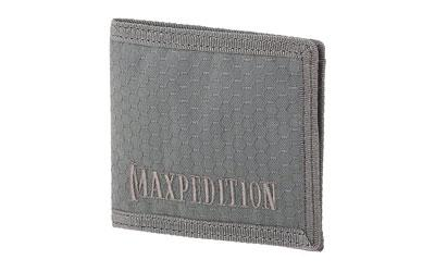Maxpedition Bfw Bi Fold Wallet Gry
