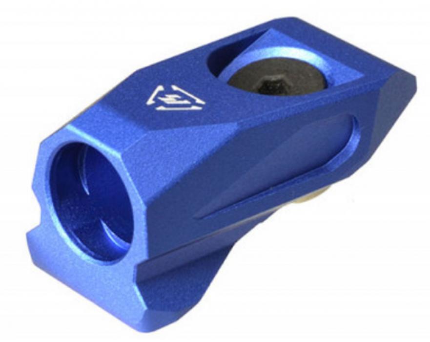 SI Link-aqd-blu Link Angled QD Mount