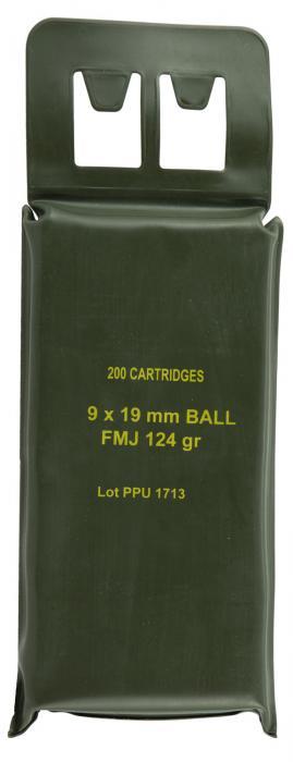 PPU Ppnpbp Mil-spec Battle Pack 9mm