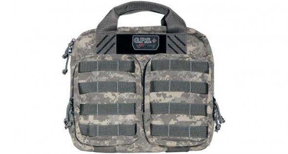 G*outdoors GPS Tac Double Pistol Case