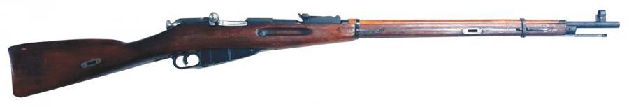 CAI Mosin Nagant M91/30 Hex Receiver