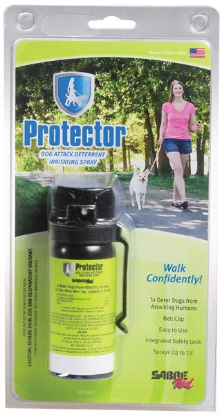 Sab Protector Dog Blk 1.8oz