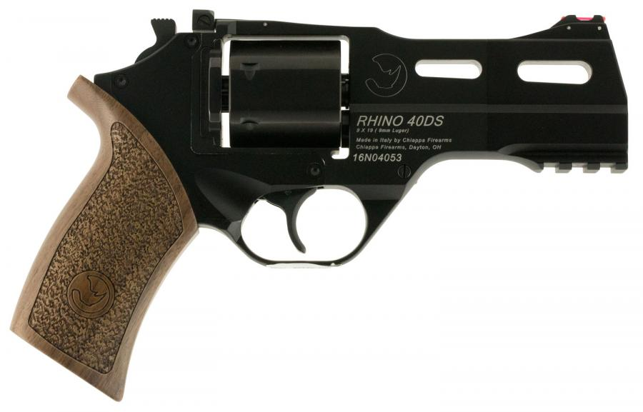 Chiappa Firearms 340165 Rhino 40ds Single/double