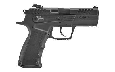 "Sar Cm9 9mm 3.8"" 17rd Blk"