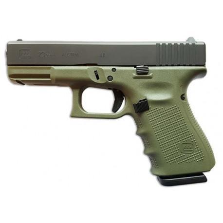 """Glock/glock Inc 23 Gen4 40s&w 4"""""""