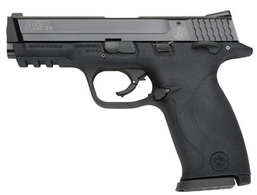 Carl Walther/smith & Wesson M&p22 22lr