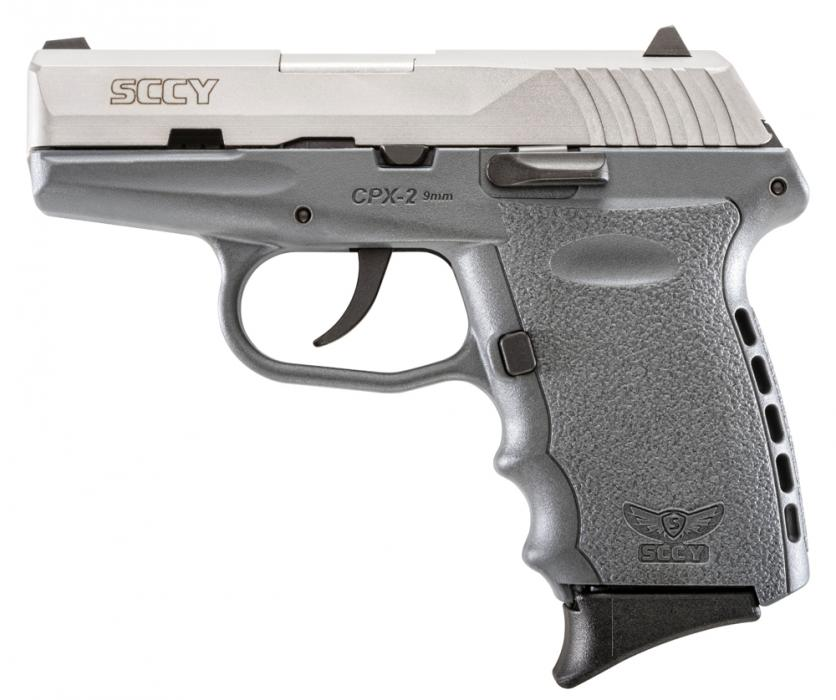 Sccy Cpx2ttsg 9MM 3.1 CRB NMS