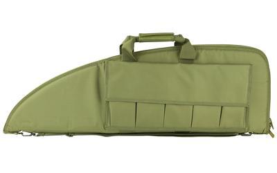 """Ncstar Vism Gun Case 36""""x13"""" Grn"""