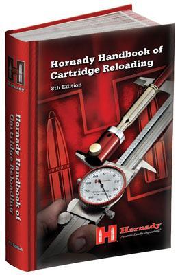 Hornady 99238 Hornady Handbook 8th Edition