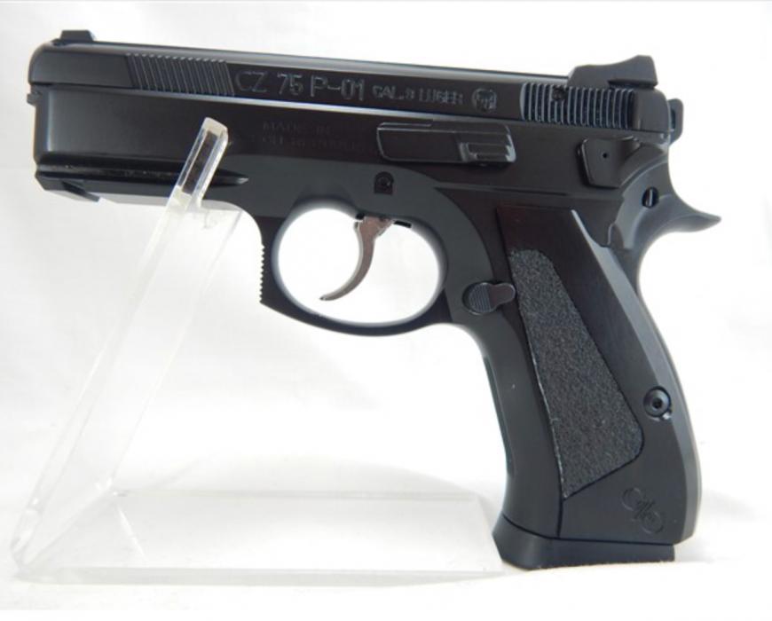 Cz/cz-usa 75 P-01 Compact SDP 9mm
