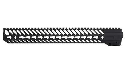 """Seekins Noxs Keymod Rail 15"""" Blk"""
