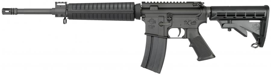 Lar-6.8 SPC MID A4 Rifle