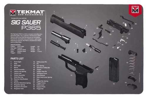 Tekmat Armorers Bench Mat