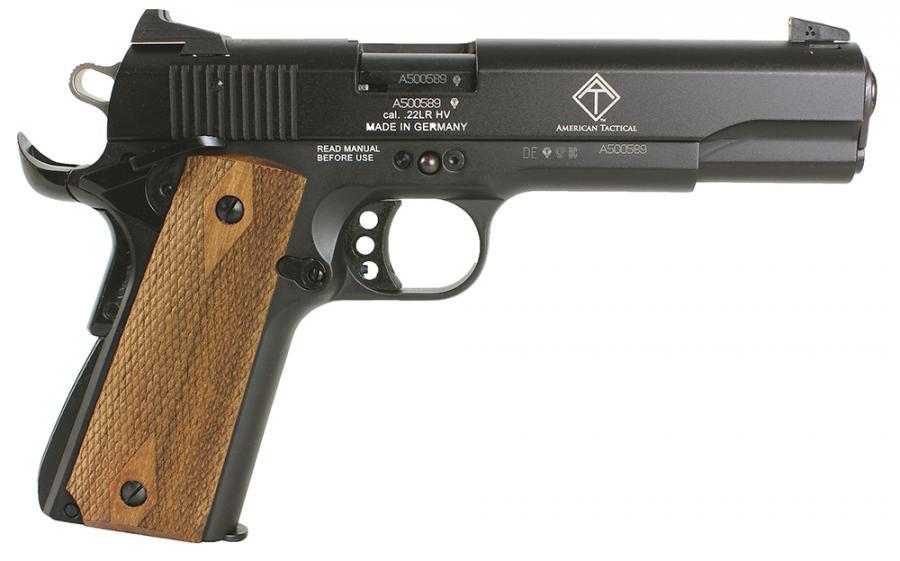 "GSG 1911 22lr 5"" 10+1 Wood"