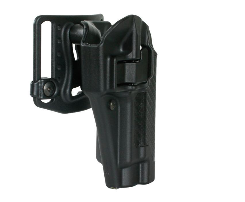 Blackhawk Glock 17/22 Black Carbon Fiber