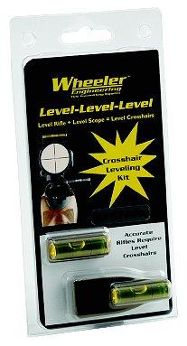 Wheeler Crosshair Leveling Kit
