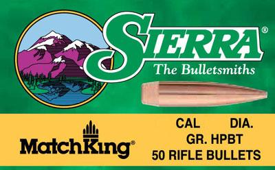 Sbi 6.5mm/.264 Cal 150gr Hpbt M